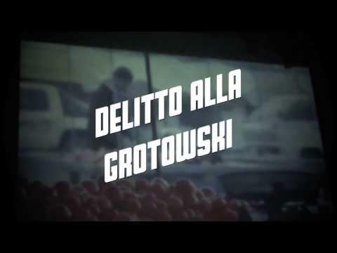 """Promo """"Delitto alla Grotowski"""" di Susanna Basile"""